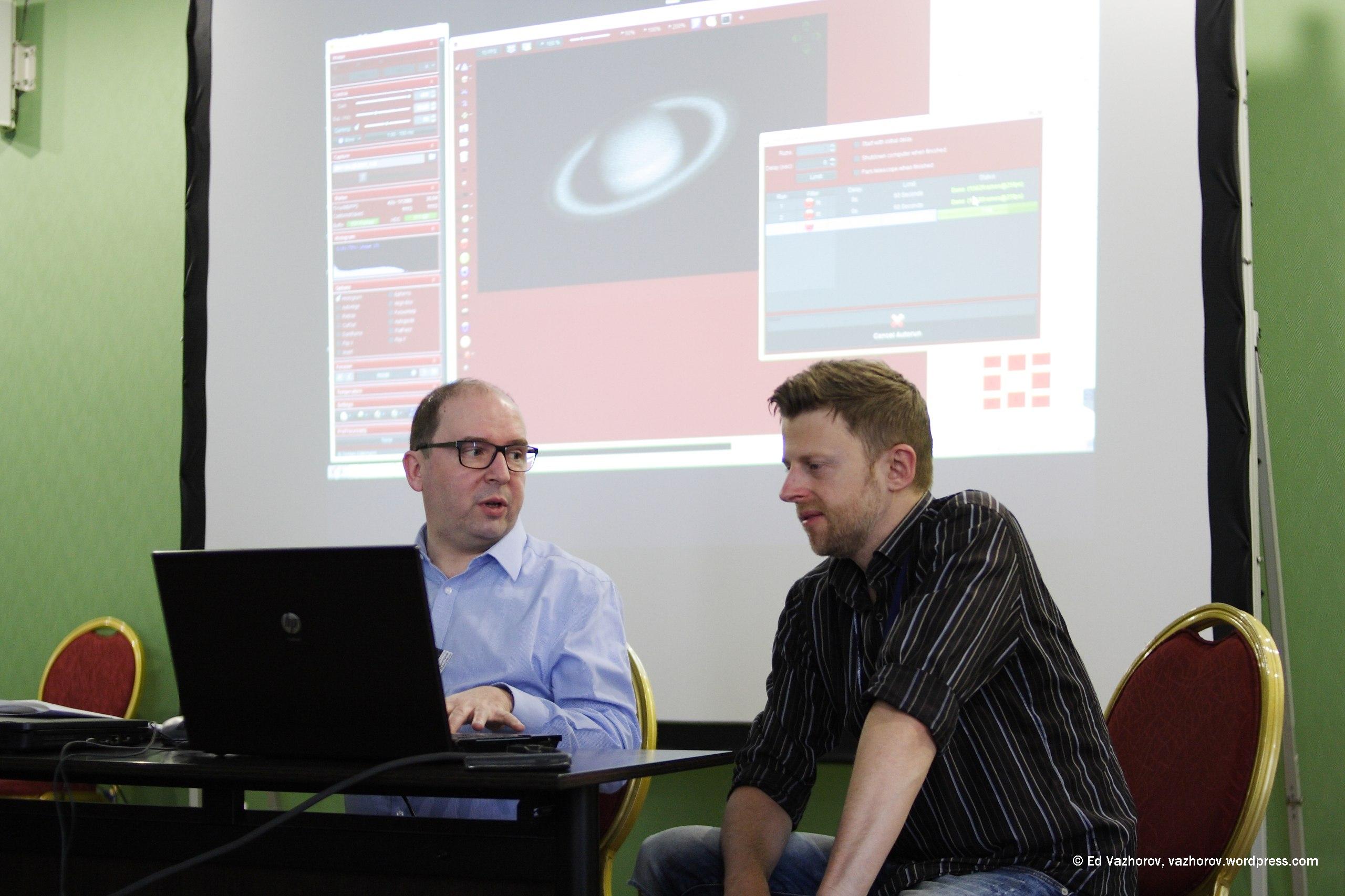 презентация по астрономии телескоп
