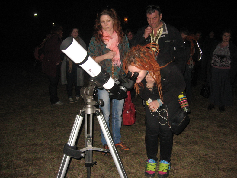 Наблюдения Юпитера
